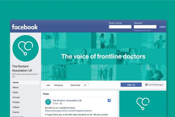 DAUK Facebook Page